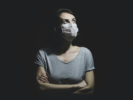 Should face masks be worn in common property?