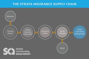 The strata insurance supply chain