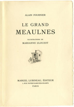 05. Le grand Meaulnes