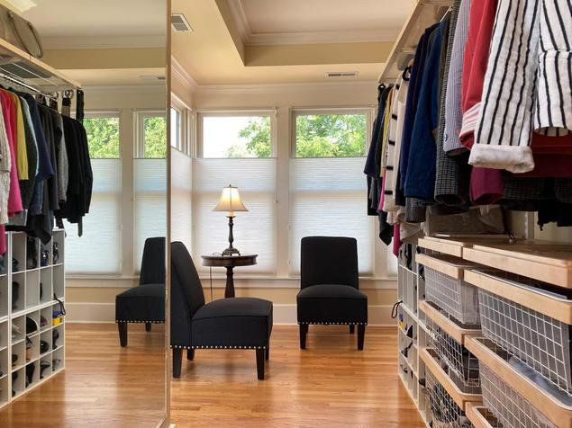 Master Dressing Closet