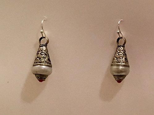 Tibetan Earring