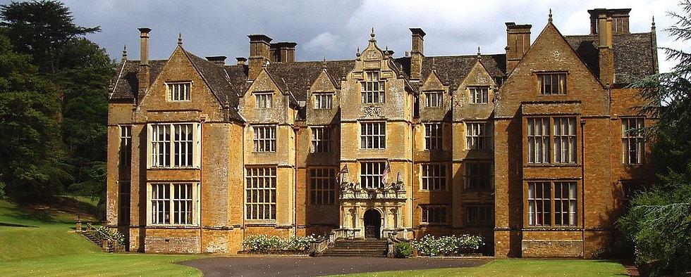 Wroxton Abbey, Oxfordshire