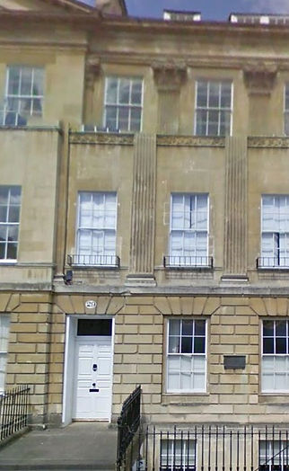 29 Great Pulteney Street, Bath.
