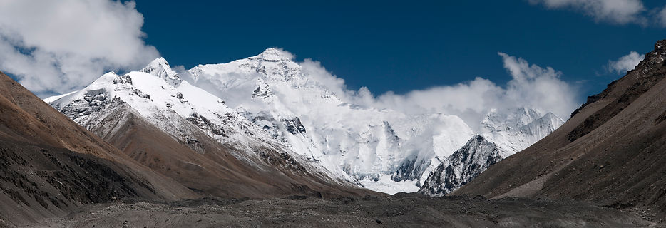 Mount Everest (Wikimedia Commons)