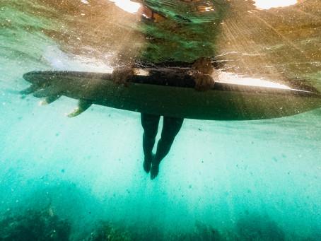 Glosario de surf Parte 2: la tabla