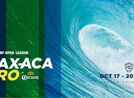 Inicia Oaxaca Pro by Corona 2019
