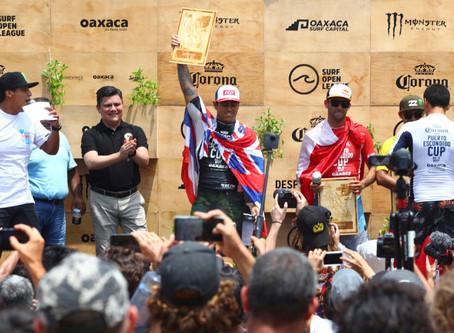 Billie Kemper:Ganador del Puerto Escondido Cup 2019