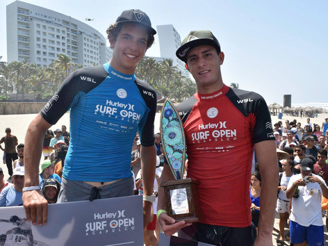 3Hurley Surf Open Acapulco 2018