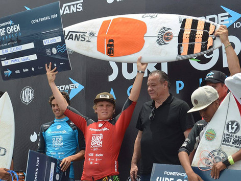 Powerade Surf Open Acapulco 2017
