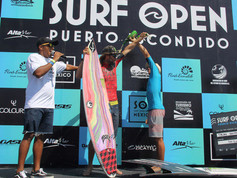 Surf Open Puerto Escondido 2017