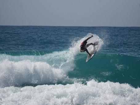 Ya tenemos finalistas en el Surf Open Ixtapa 2018