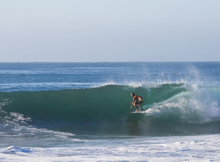 Chacahua: surf y naturaleza
