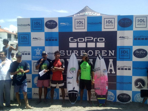 Surf Open Ixtapa 2018