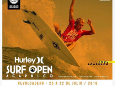 Hurley Surf Open Acapulco 2018