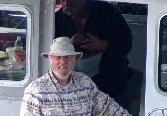 Captain Johny Gilson
