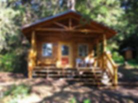 Southeast Alaska Forest Service Cabin