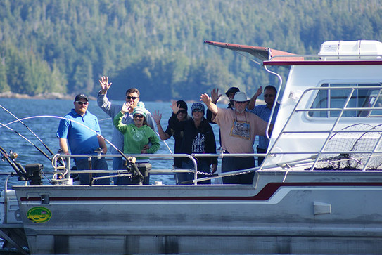 Large Group Charters