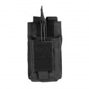 VISM® by NcSTAR® AR SINGLE MAG POUCH/BLACK