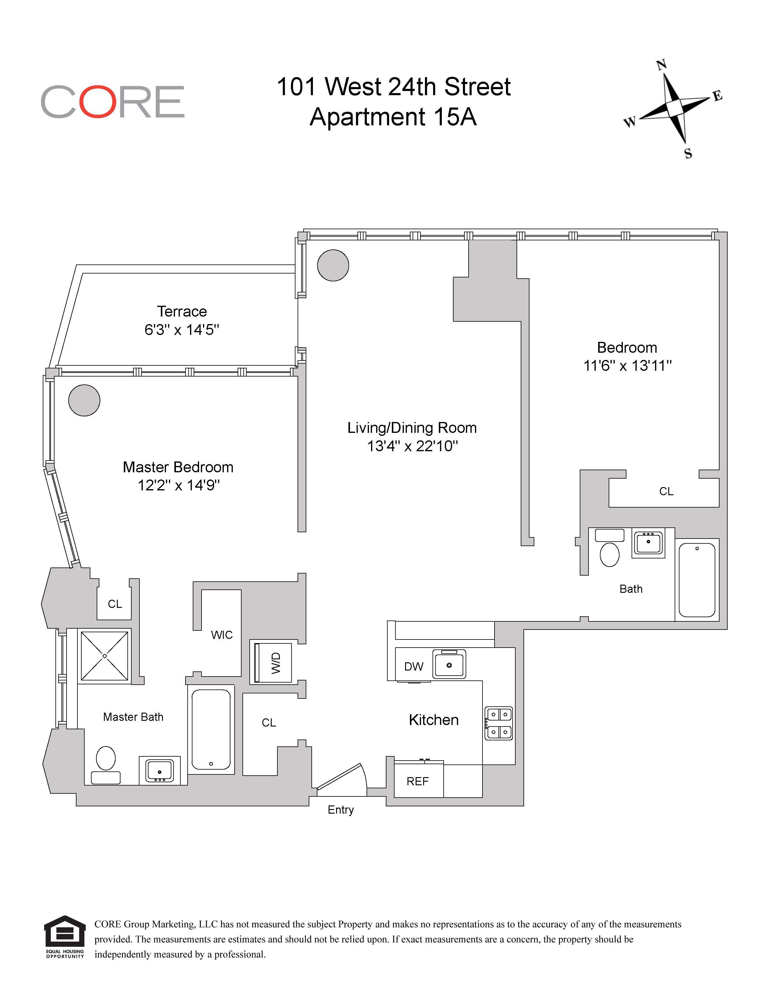 Floor Plan - 101 West 24th 15A.jpg