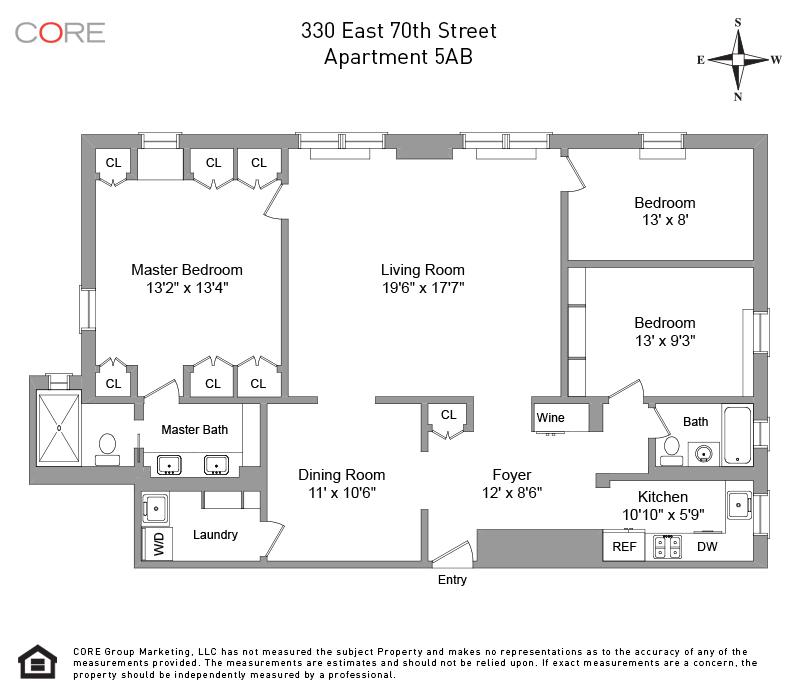 330_East_70th_Street_5AB_floorplan