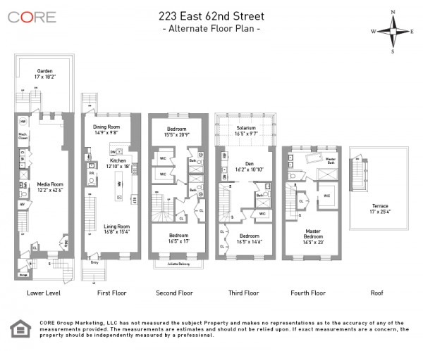 Alt Floorplan 223 East 62nd