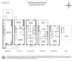 Alt Floorplan 223 East 62nd