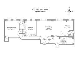 Floor Plan - 103 East 84th Street 8C.jpg