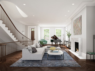 New Renders Reveal Interiors for $25M Nolita Townhouse