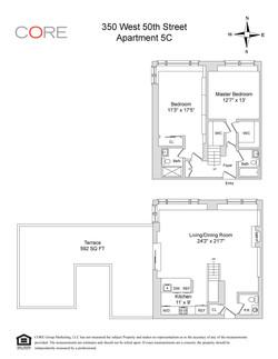 Floor Plan - 350 West 50th 5C.jpg