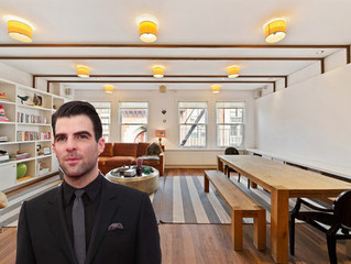 PLT Sells Apartment to Zachary Quinto