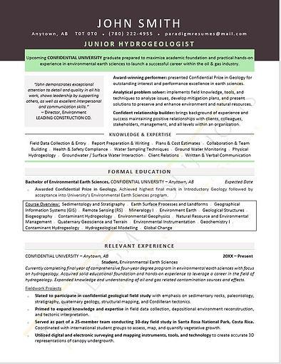 Career Change Resume_Pg_1.JPG