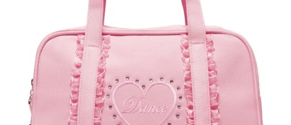 Dance Heart Bag