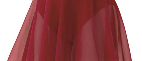 Ballet Circular Skirt.