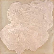 İsimsiz, 1994-95 Branda üzerine model hamuru ve akrilik