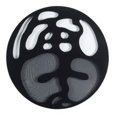 İsimsiz, 2006 Şasiye gerilmiş kumaş Ø 123 cm