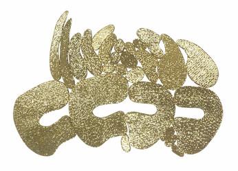 İsimsiz, 2007 Şasiye gerilmiş kumaş 115 x 164 cm