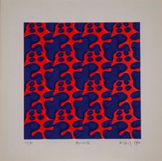 Beden VI, 1992 Serigrafi 50 x 50 cm Ed. 100