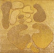 İsimsiz, 2006 Şasiye gerilmiş kumaş 123 x 123 cm