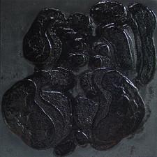 İsimsiz, 2003 Tuval üzerine model hamuru ve akrilik 41 x 41 cm
