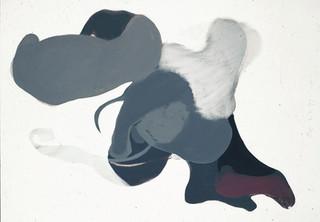 İsimsiz, 1988 Tuval üzerine akrilik 130 x 160 cm