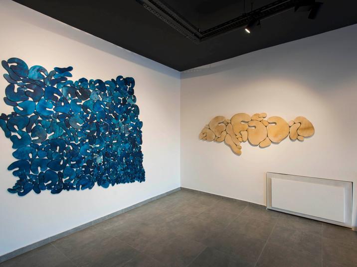 İstif, Art On İstanbul 2017. Sergi Görüntüsü   Exhibition View