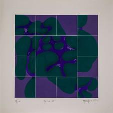 Beden I, 1992 Serigrafi 50 x 50 cm Ed. 100