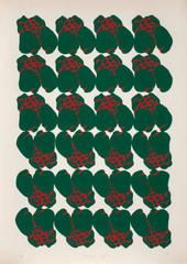 Okuyanlar İçin, 1989 Karton üzerine ipek baskı 70 x 50 cm Ed. 50