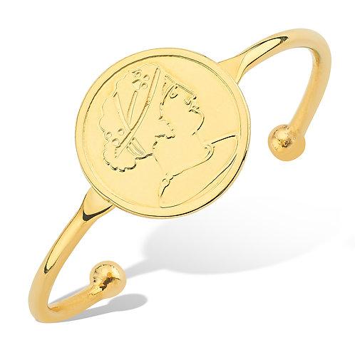 Athene Madalyon Bileklik