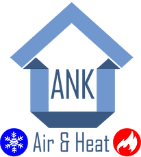 ank air & heat logo