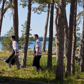 Ile de Gotland. Suède