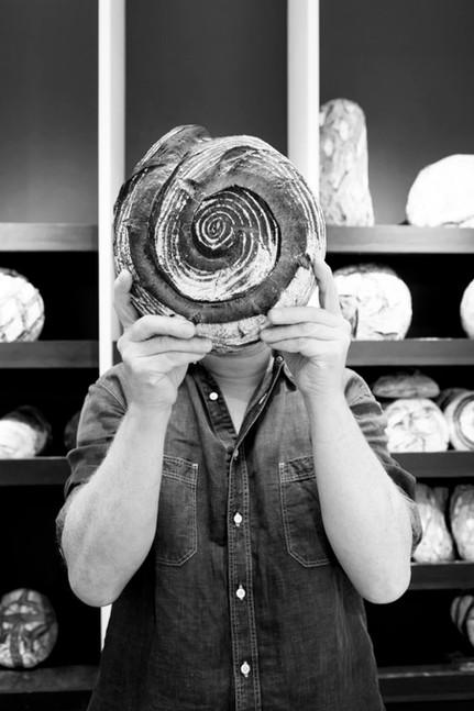 Alex Croquet. Boulanger à Lille