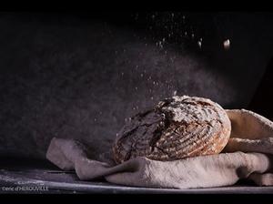 Un des nombreux pains proposé par Christopher Hache via ses boulangeries. @maisonhache