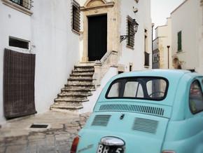 Puglia. Matera. Italie. La Bethléem adriatique.