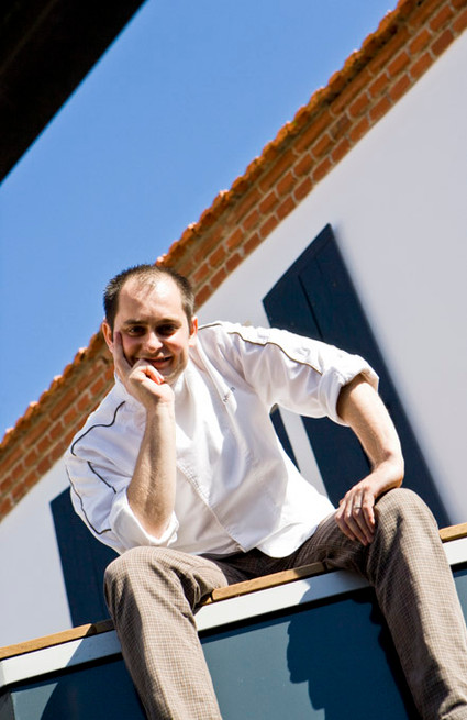 Alexandre Couillon. Chef 3 étoiles au Michelin